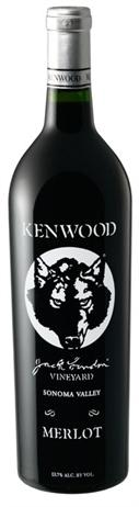 Kenwood Merlot Jack London Vineyard